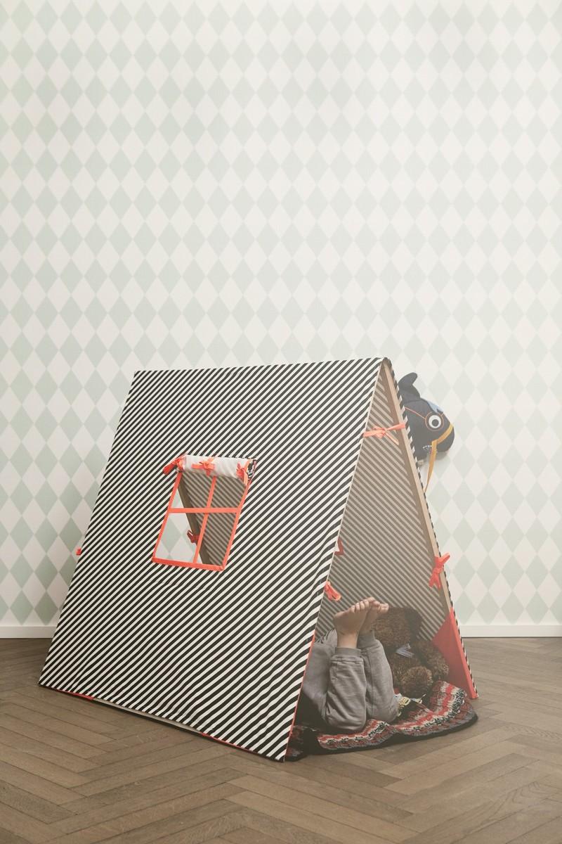 kids tent espresso moments. Black Bedroom Furniture Sets. Home Design Ideas