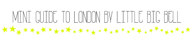 London guide header