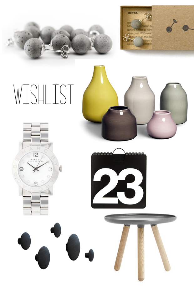 wishlist start march