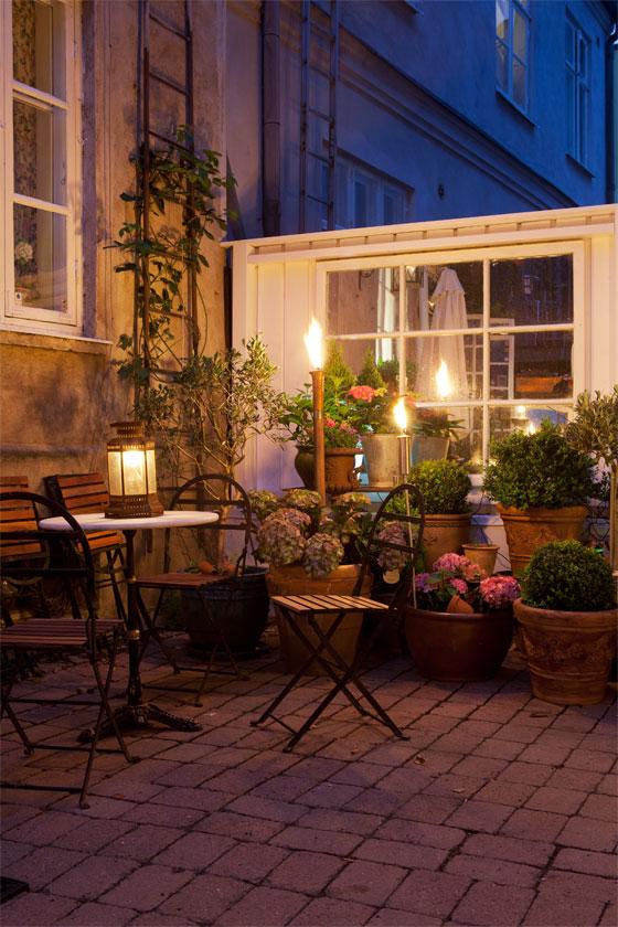 lovely garden via bolaget