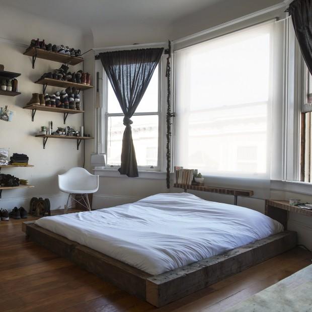 Taylor Hoff bedroom