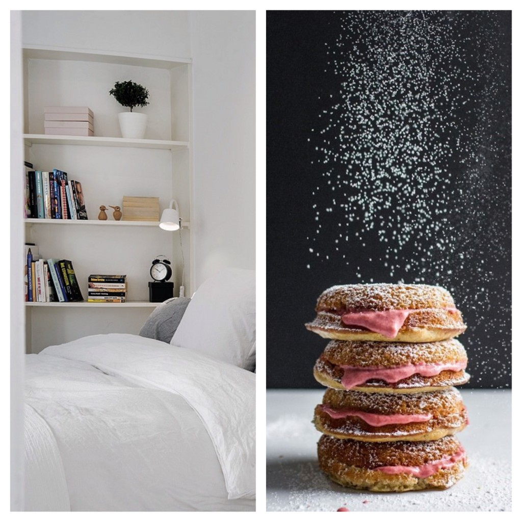 Bedroom and bake
