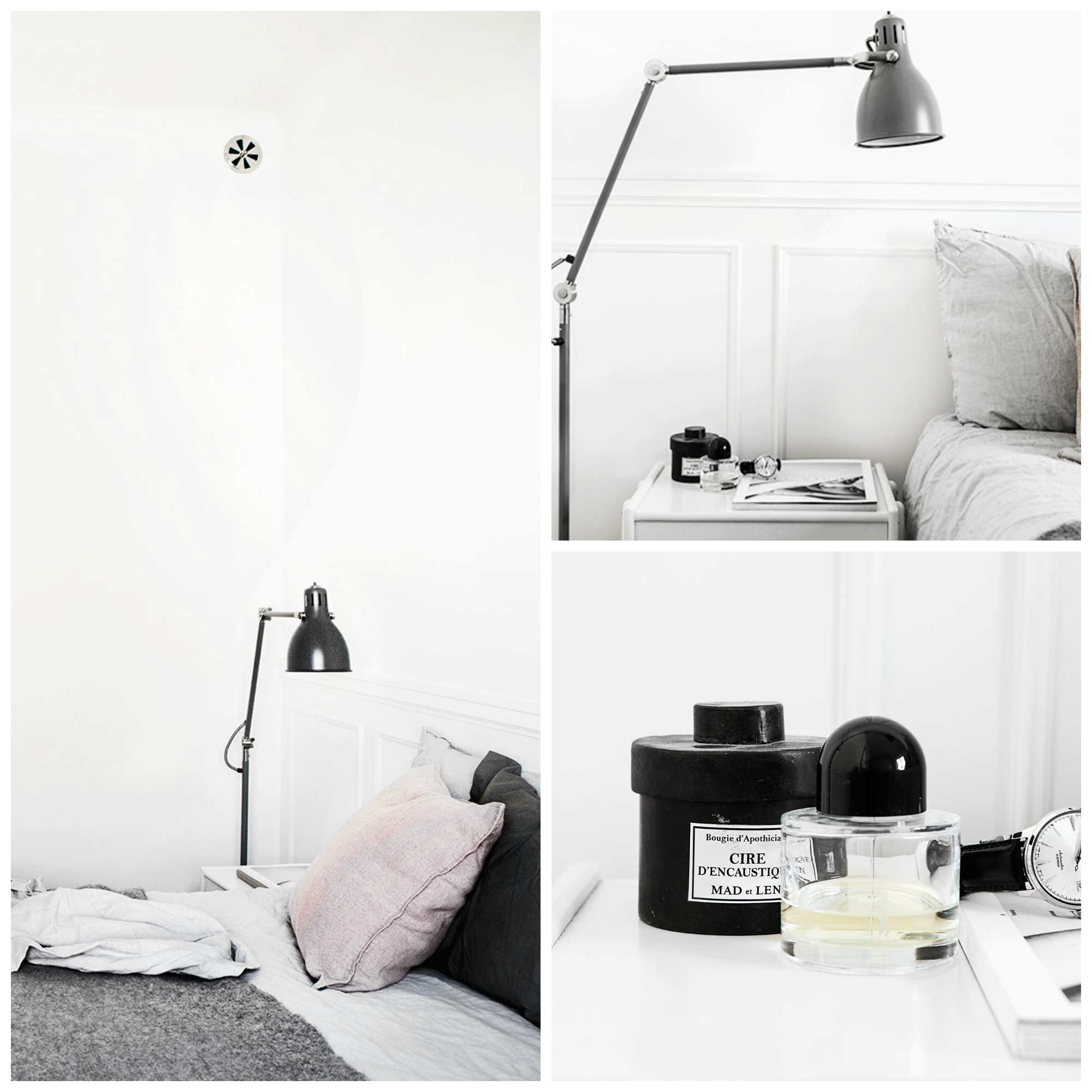 Fantastic Frank bedroom