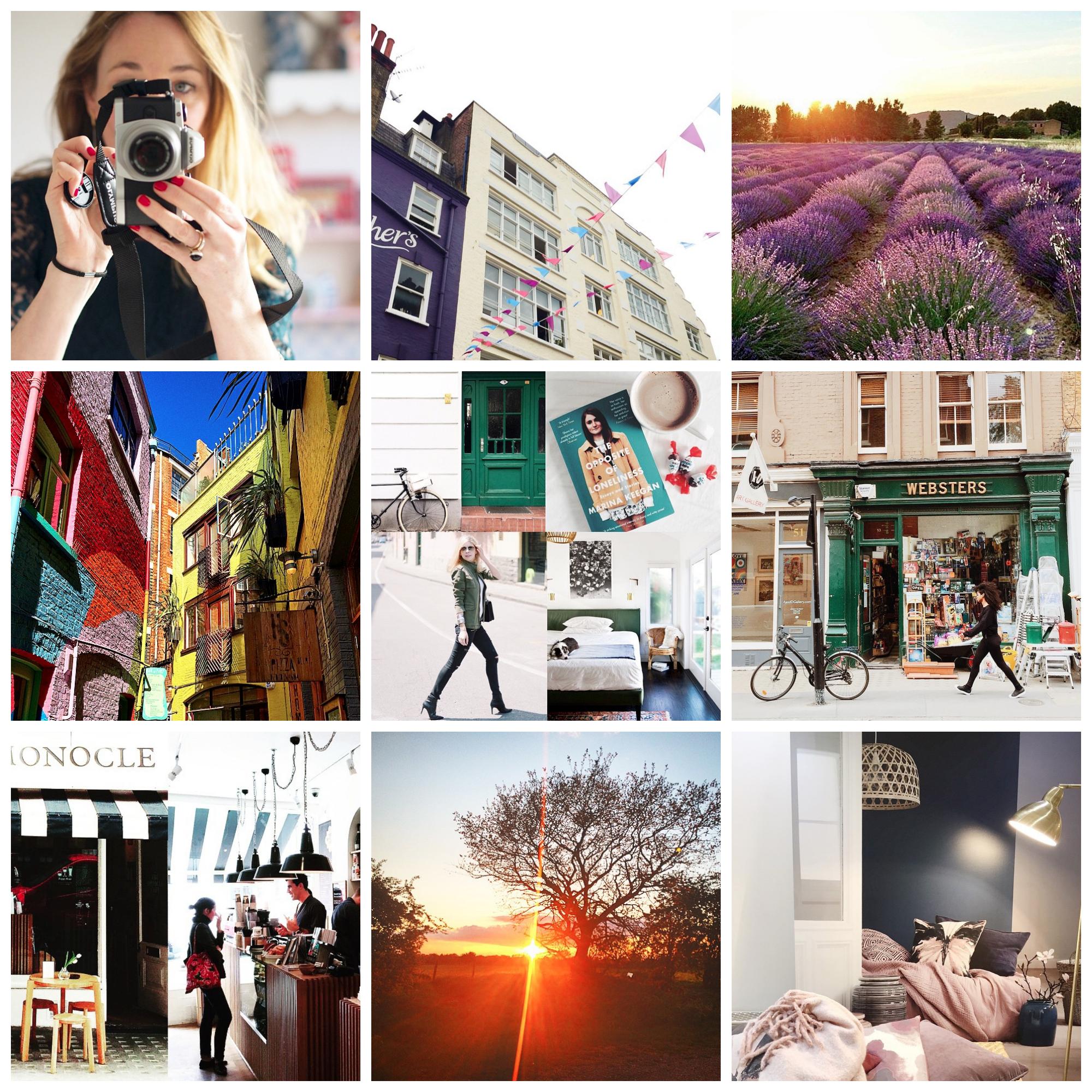 Insta love ciara Elliott collage