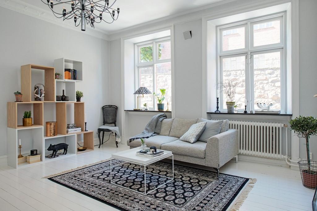 Alvhem home living room