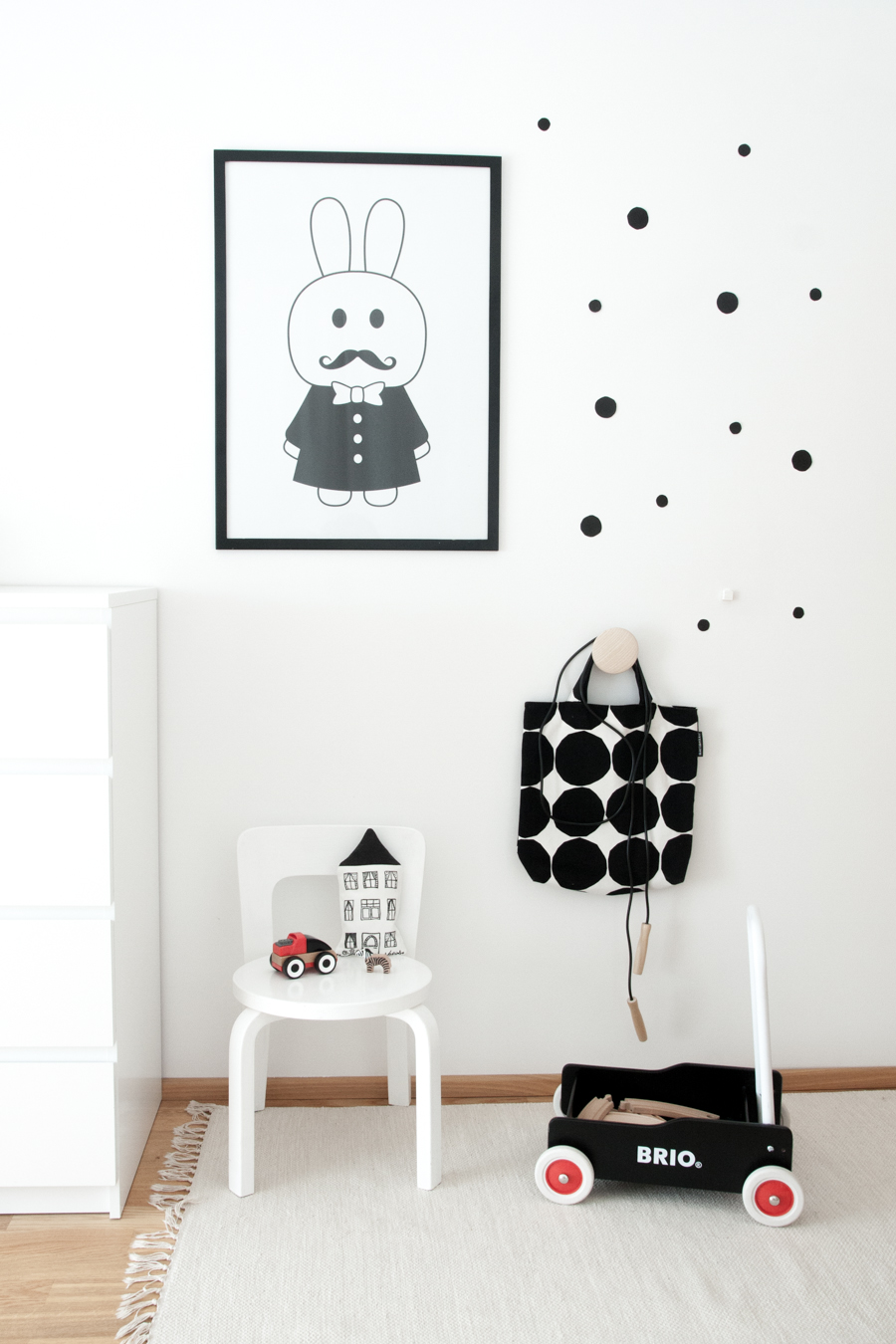 Very cute kids room  Espresso Moments