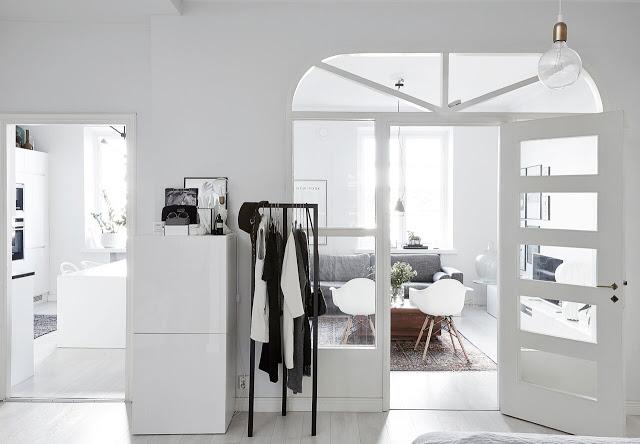 Monochrome-Finnish-home