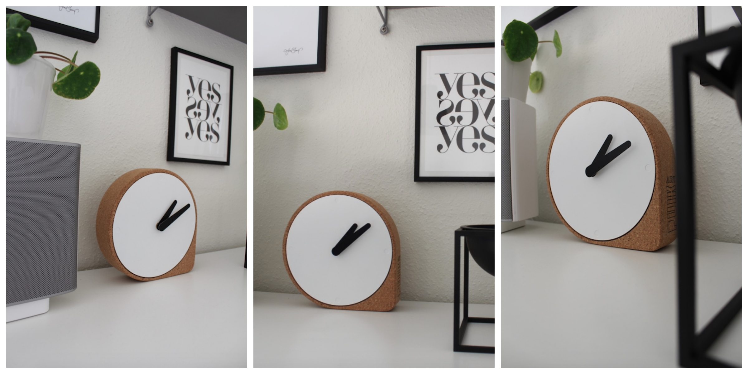 Puik Art clock