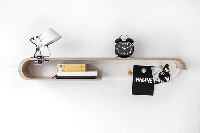 S-shelf