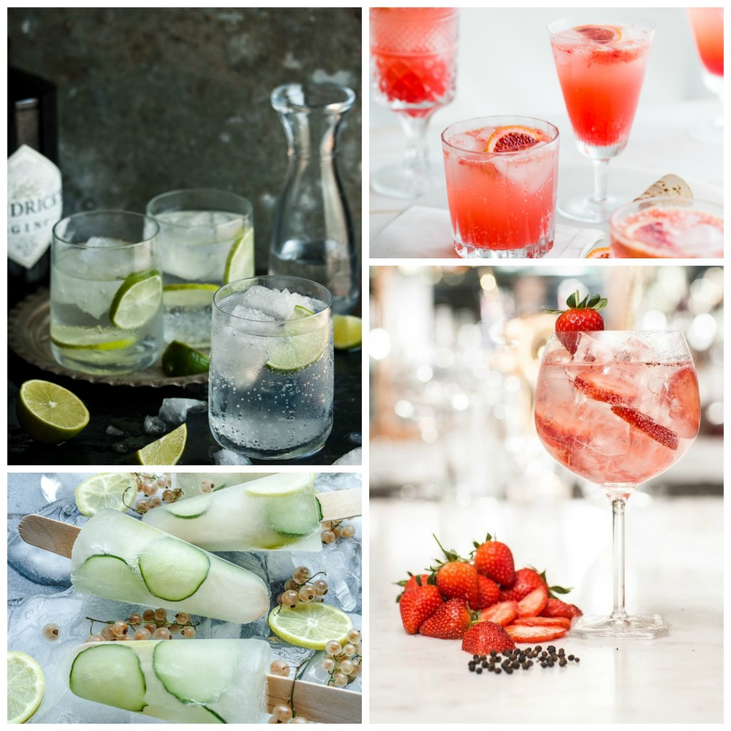 gin Collage