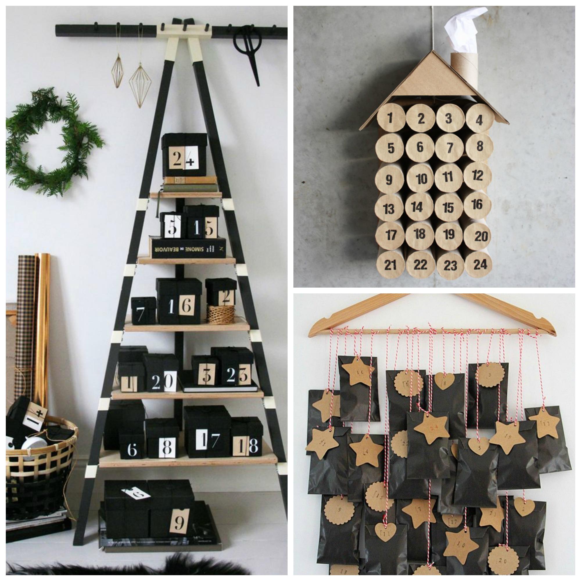 Advent calendar part 2 Collage