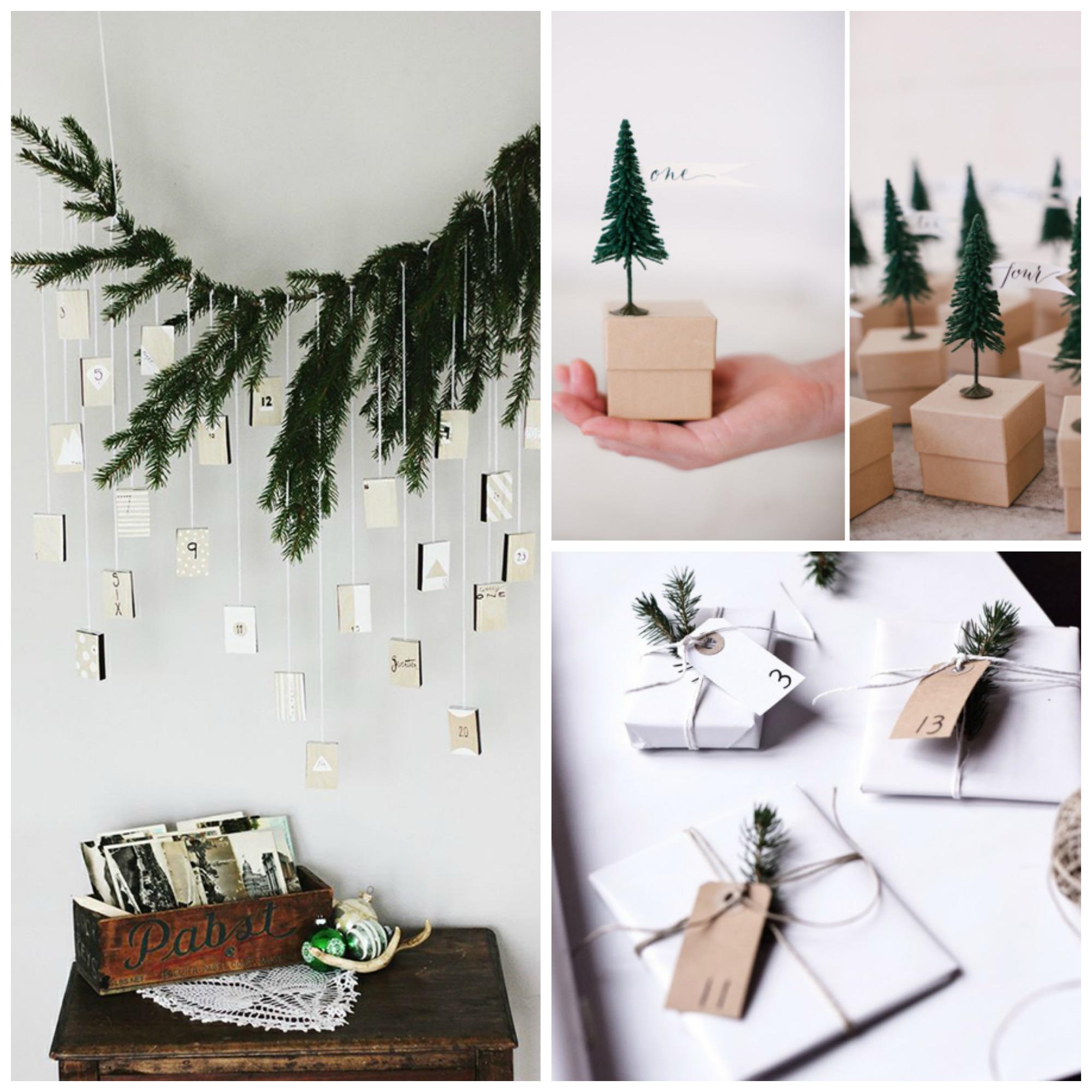 Christmas advent calendar 2 Collage
