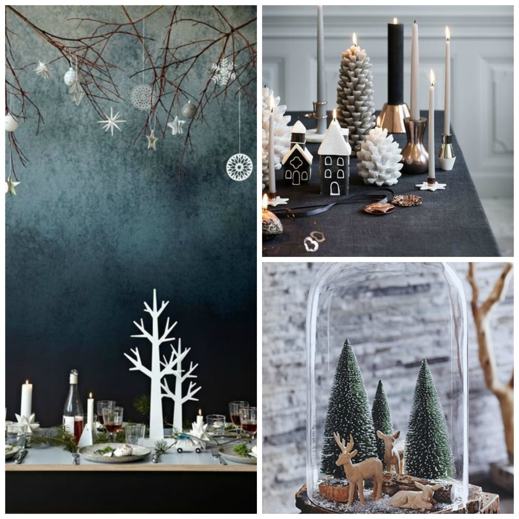 Christmas inspiration part one Collage
