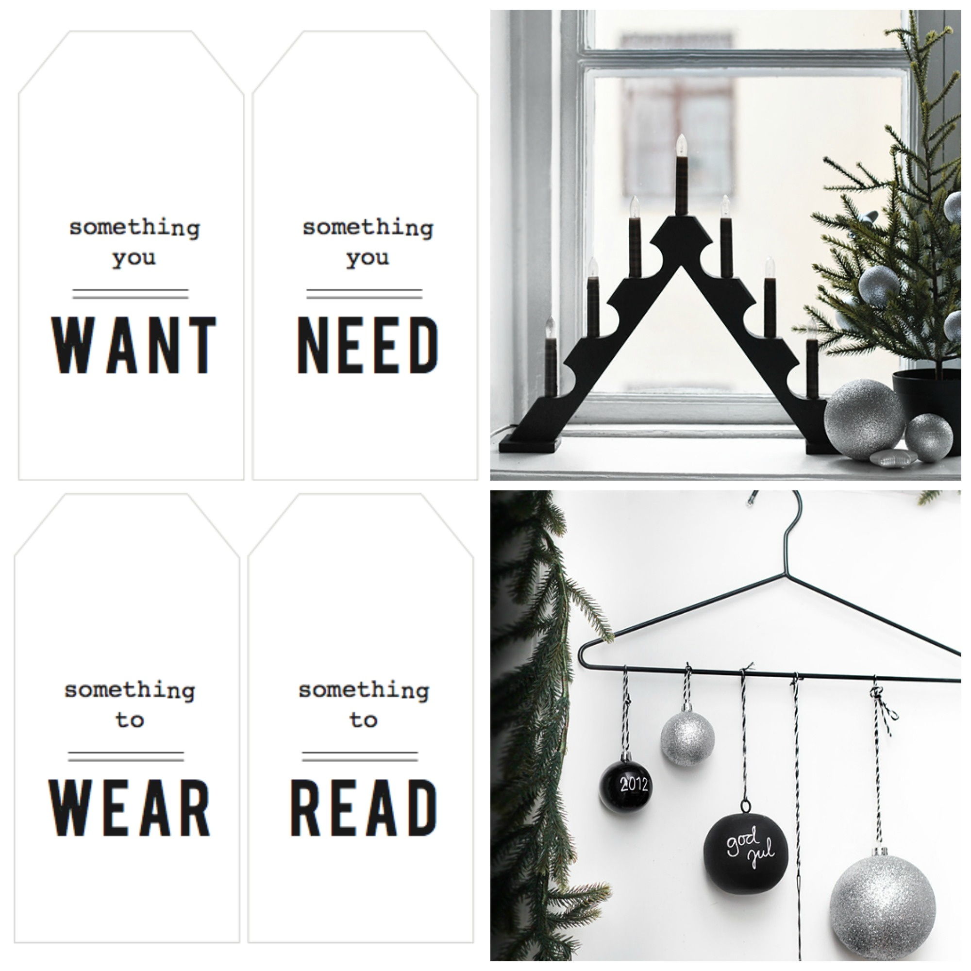 christmas inspiration part two Collage