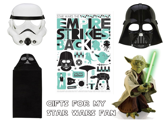 gifts star wars fan