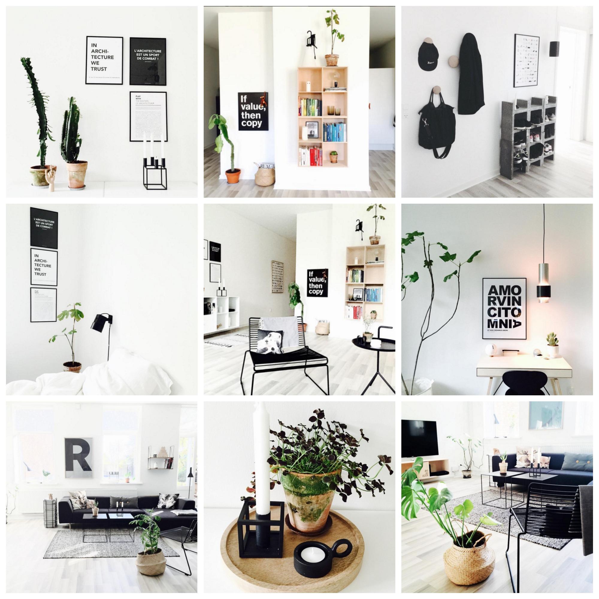 Instagram en som mig Collage