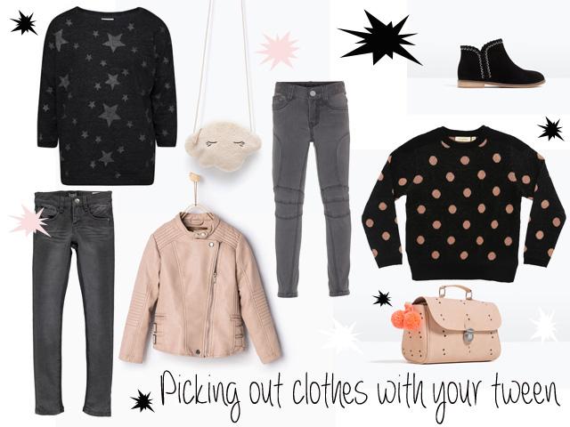 Clothes girl