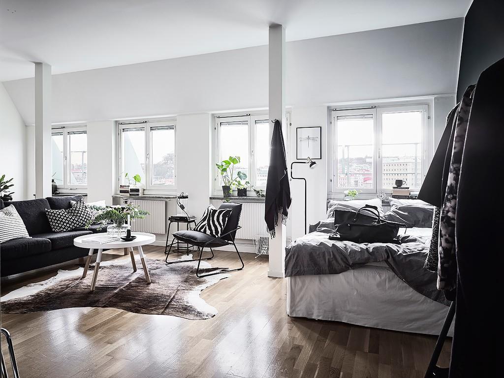 36 squaremeters of cool interior details