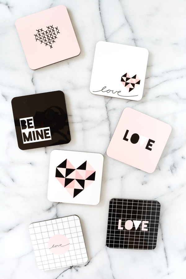 _valentine's day coasters 3