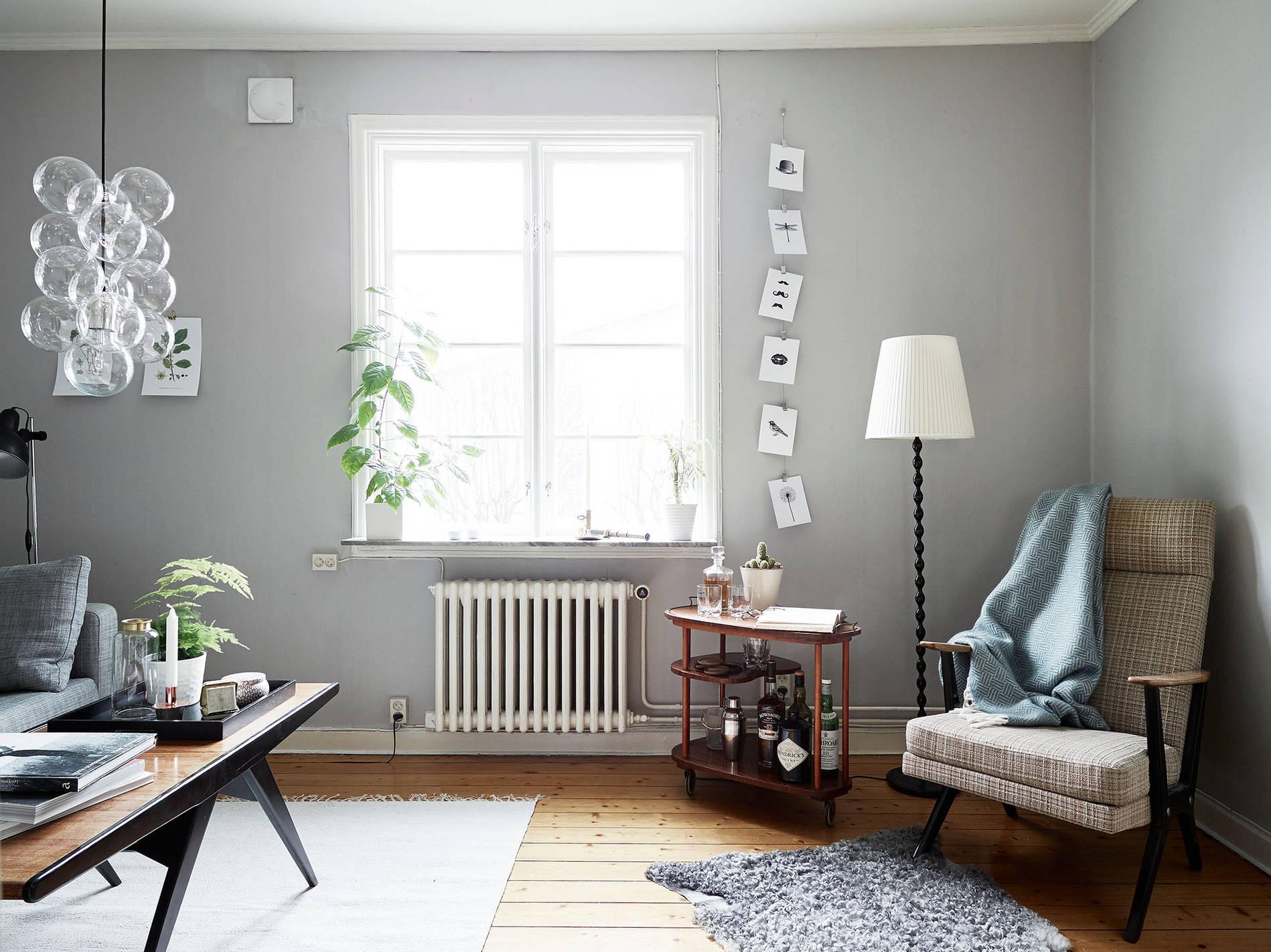 living room via stadshem