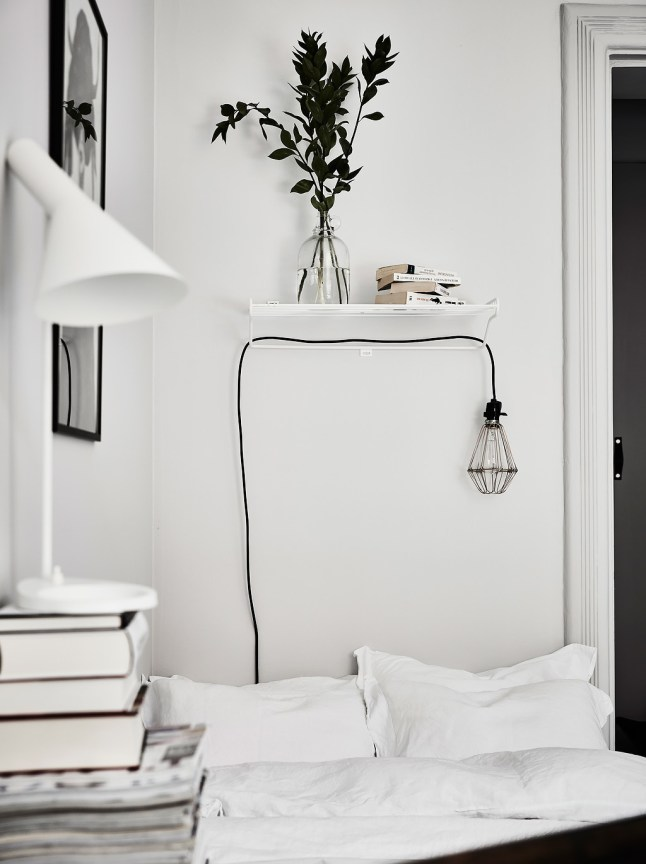 bedroom lamp via planete deco