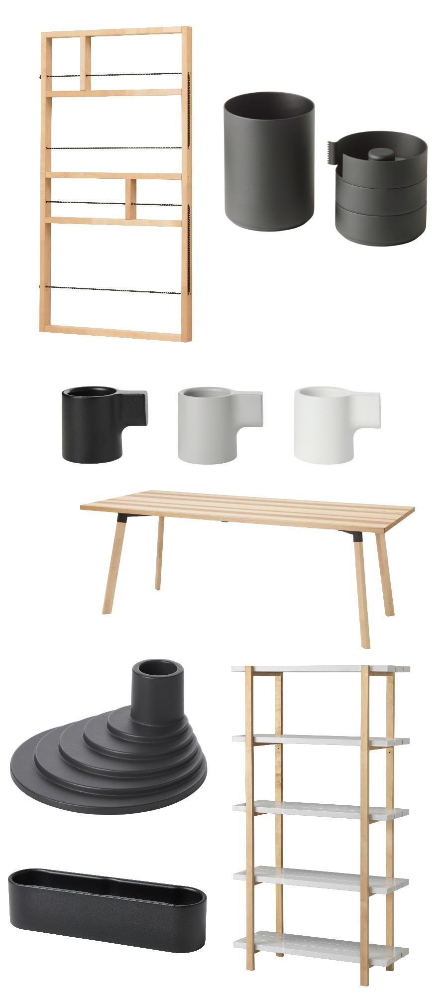 HAY & IKEA