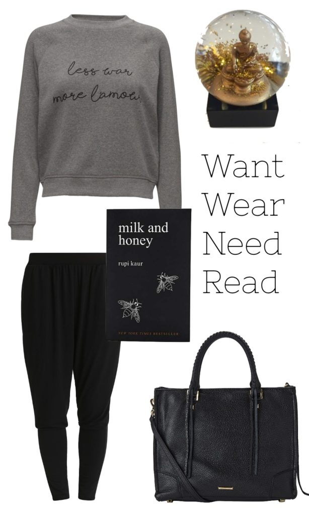 Want wear need read September