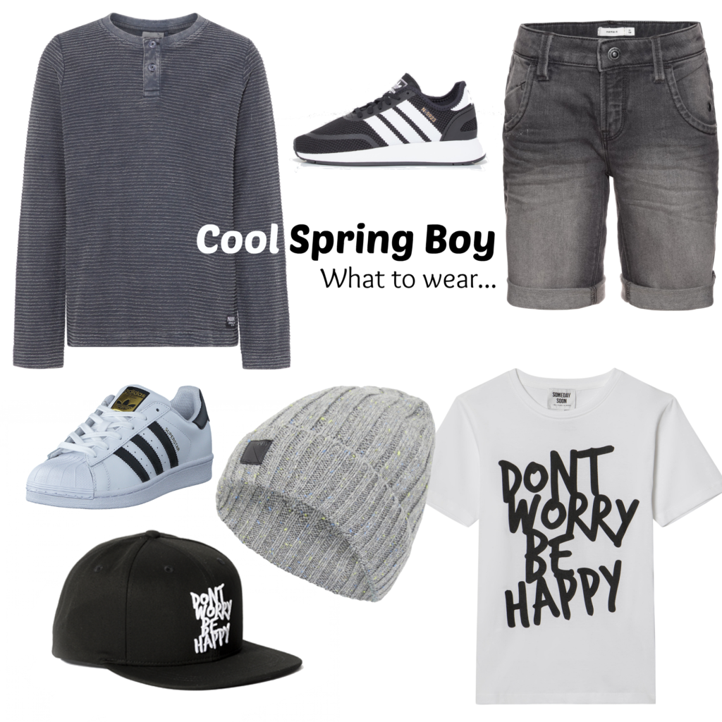 spring clothes boy