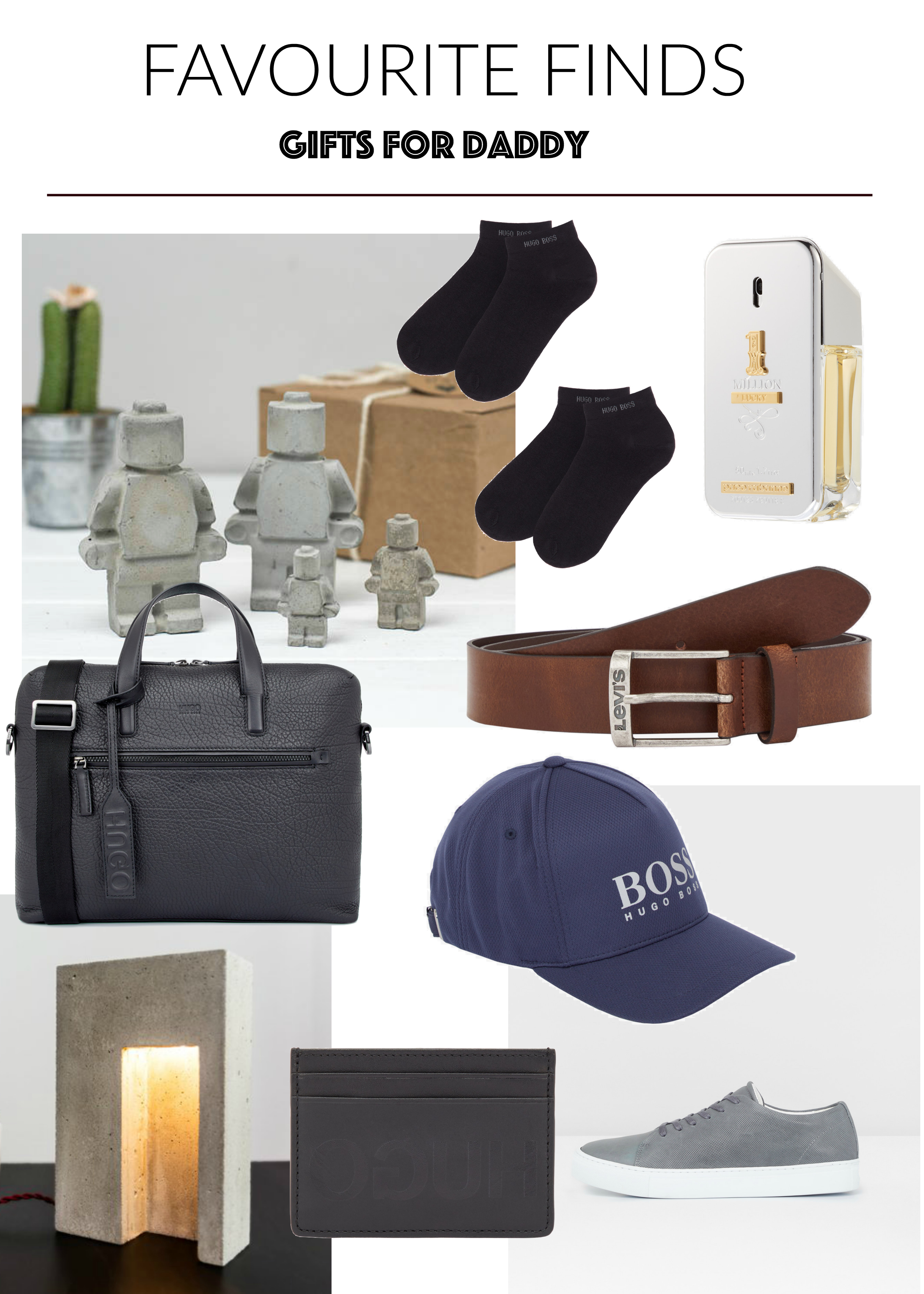 Favourite Finds – Gifts for Dad