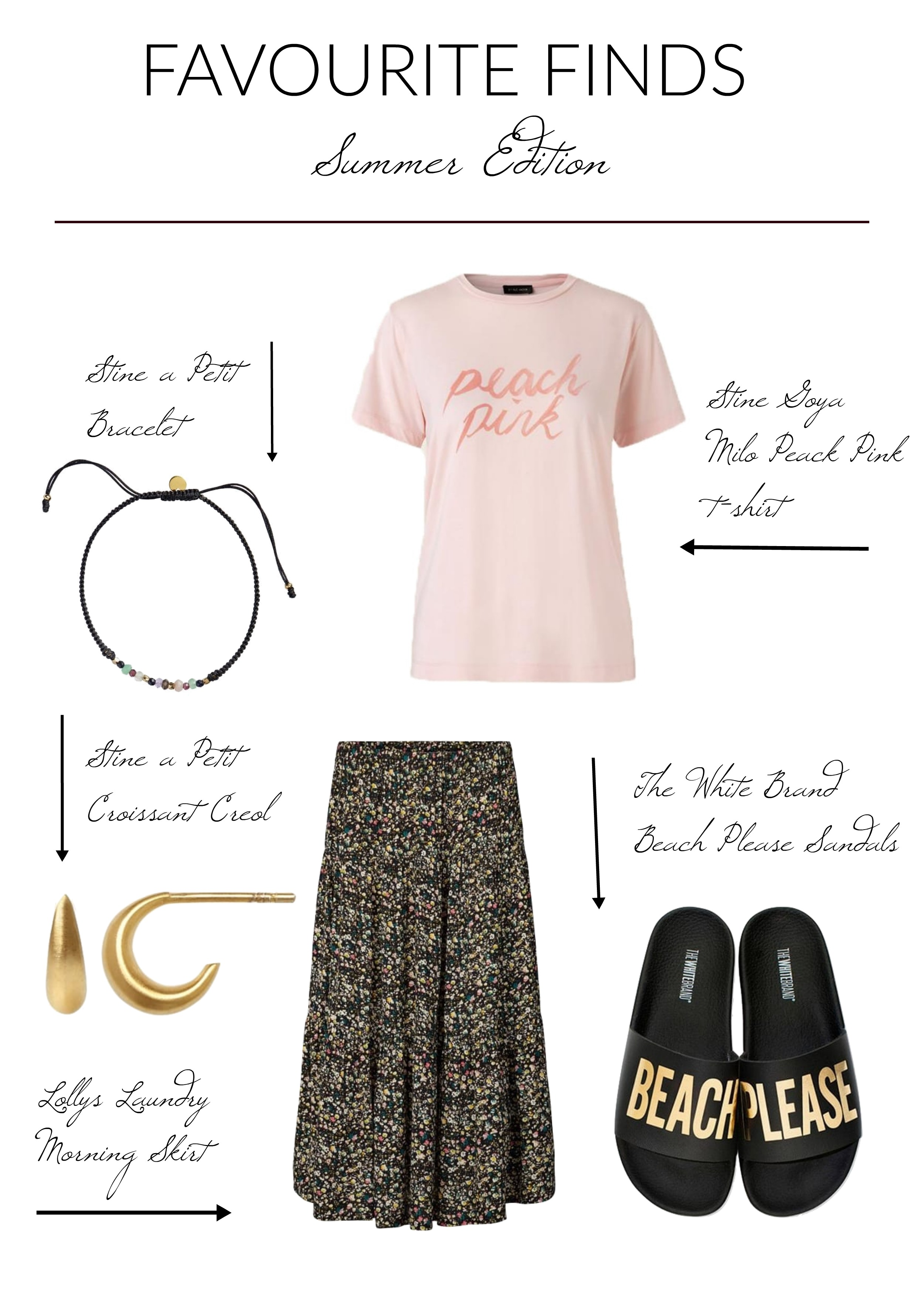 Favourite Finds – Summer Edition