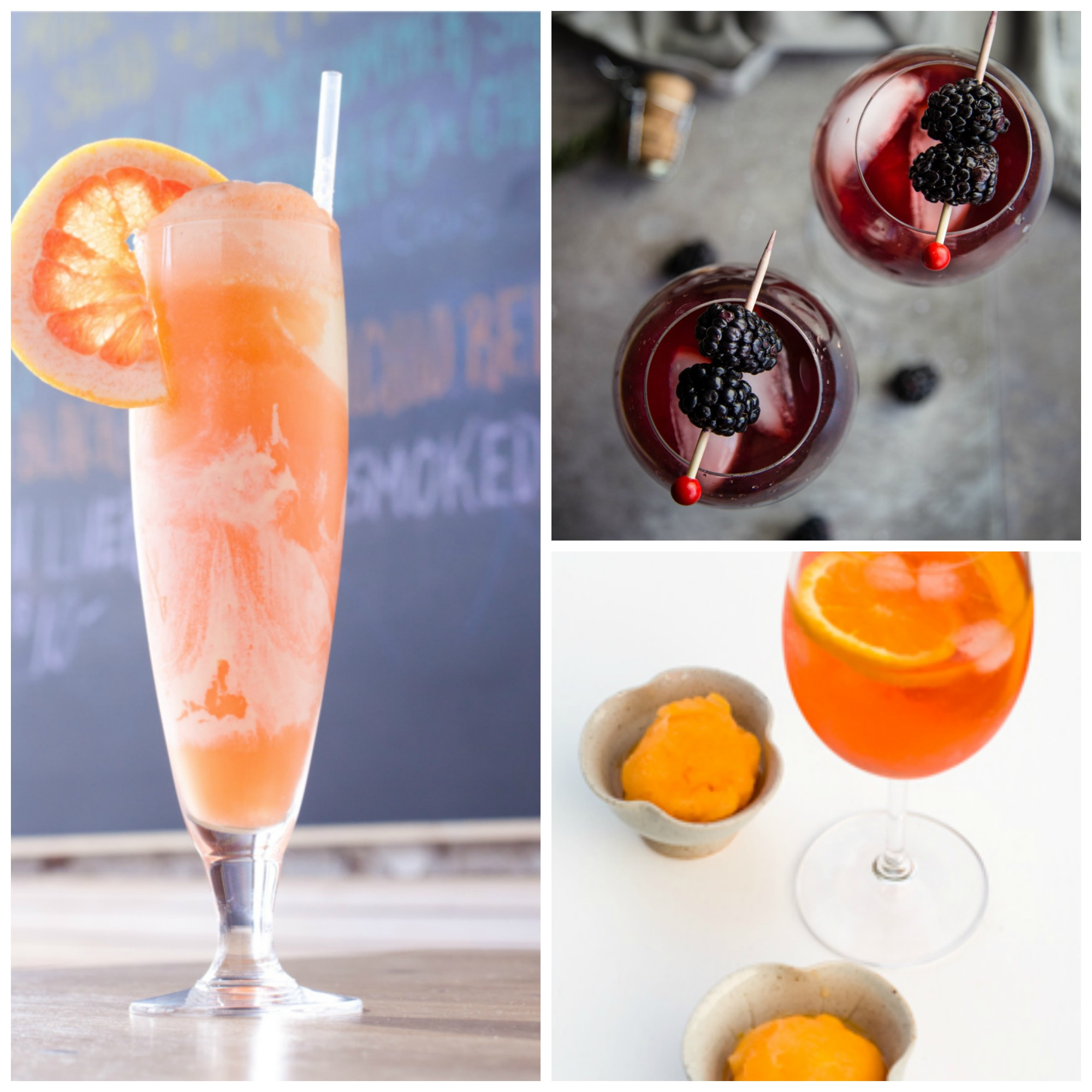 Aperol Summer Drinks #1