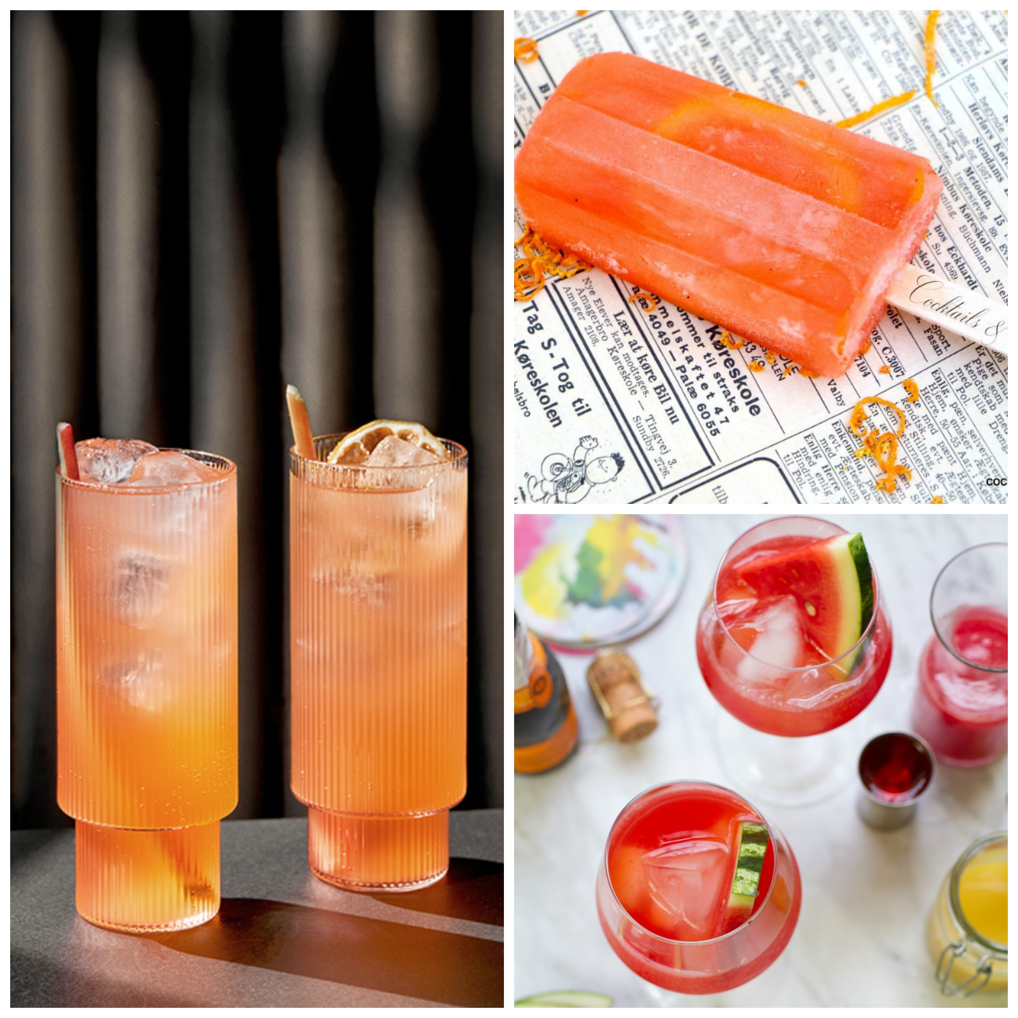 Aperol Summer Drinks #2